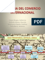 Historia Del Comercio Internacional Ultimo