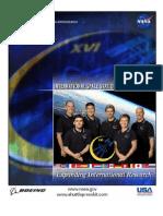 NASA ISS Expedition 16 Press Kit