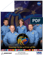 NASA ISS Expedition 18 Press Kit