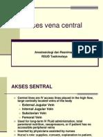 Akses Vena Central