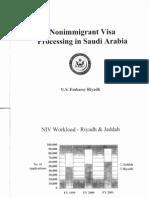 T5 B71 Saudi Visa Policy 1 of 2 Fdr- Presentation- US Embassy Riyadh- Visa Processing 606