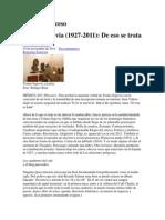 Tomás Segovia De eso se trata - JEP - Revista Proceso