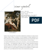Neoclasicismo español
