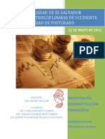 Informe Opciones Financieras