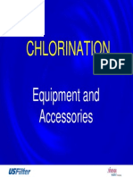 Chlorination Equipment & Accessories