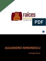 Catálogo Virtual - Alejandro Mironescu