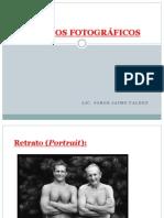 Géneros Fotográficos