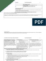 cuc lesson plan design 2013