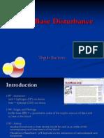 Acid – Base Disturbance