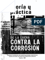 Teoría y práctica de la lucha contra la corrosión-B