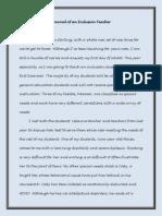 journal of an inclusion teacher