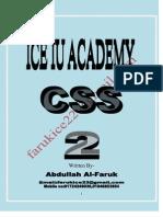 CSS Bangla E-book by Faruk