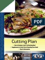 Cutting Up Plan