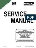 mercury mercruiser 496 mag ho 8 1s horizon ho full service repair manual workshop guide