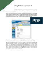 Instalación y Publicación de cámaras IP [Desprotegido para ser Copiado e Impreso]