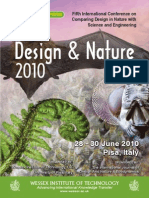 Design and Nature 2010