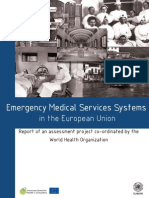 EMS Systems in the EU