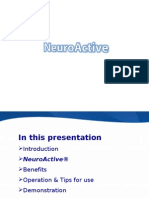 Increase Memory, focus, intelligence Neuroactive UBT