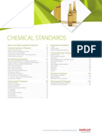 Supelco-15-Chemsta Catalogo Analytical Standars