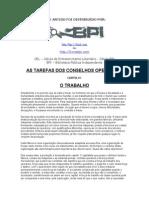 AS TAREFAS DOS CONSELHOS OPERÁRIOS