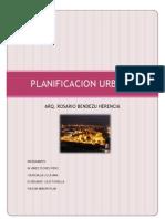 Planificacion San Juan Bautista