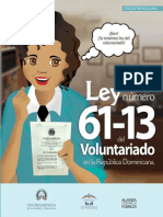 Ley Voluntariado