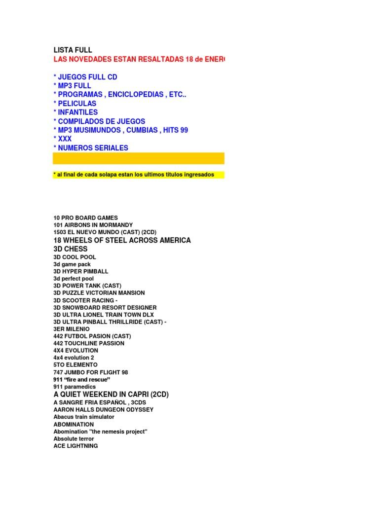 Aura Nitro Actriz Porno lista flavio completo 23-02-04 | star wars | star trek