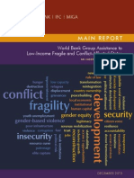 Evaluation of World Bank Group Assistance to Low-Income Fragile and Conflict-Affected States