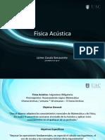 Física Acústica UAC 2010