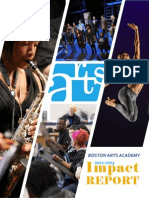 Boston Arts Academy 2012-13 Impact Report