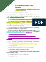 CAPÍTULO IV DA SUSPENSÃO CONDICIONAL DA PENA