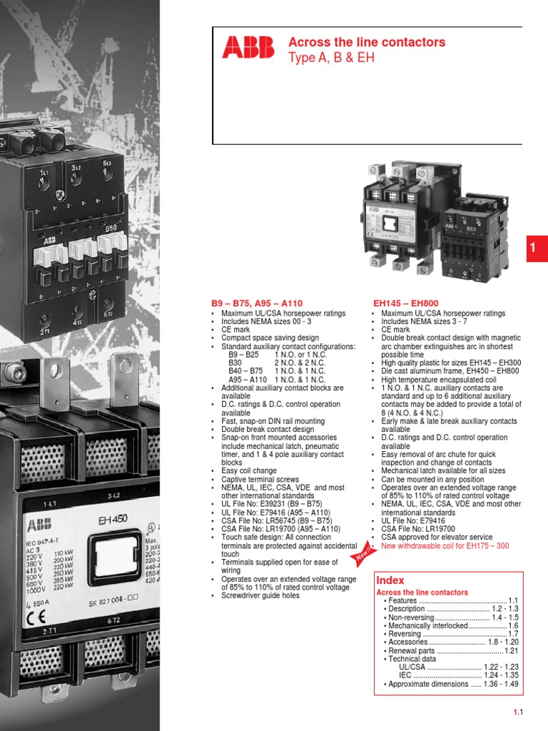 1511531150?v=1 abb contactor(3) relay switch abb a9-30-10 contactor wiring diagram at edmiracle.co
