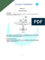 Chapter 13 - Asymmetric Flight
