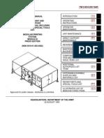 TM 5-3610-293-13P MODULAR PRINTING SYSTEM PRESS SECTION MODULE B