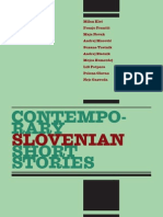 Contemporary Slovenian Short Stories