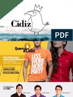 Apresentação Oficial NetBusiness Cidiz