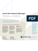 Smart Recruitment Manager