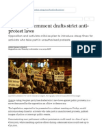 The_Guardian_Spanish Government Drafts Strict Anti-protest Laws _ World News