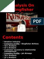 Kingfisher Airlines - Analysis