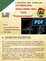 1.-PROYECCIONES