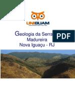 Geologia Da Serra de Madureira