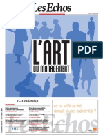Les Echos - l'Art Du Management