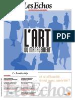 Les Echos - l'Art Du Management