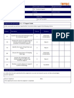 12.1 Assignment Front Sheet