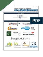 Obesity-2013 Tentative Program - Updated(1)