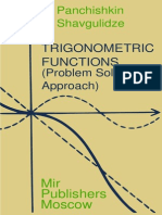 Trigonometric Functions Problem Solving Approach