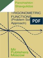 Trigonometric Functions Problem Solving Approach
