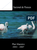 Plan Maestro 2003-2007 RN Paracas