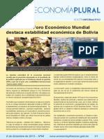 Boletín Economía Plural N° 68