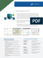 Jaspersoft ETL Datasheet - EnG